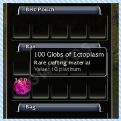 Globs of Ectoplasm - GWPros.com - GW1 & GW2 Marketplace - Cheap golds, ectos, zkeys, armbraces