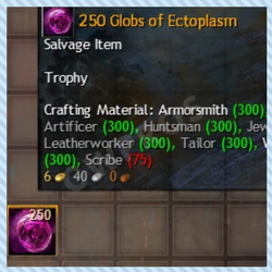 Guild Wars 2 Ectos - GWPros.com - GW1 & GW2 Marketplace - Cheap golds, ectos, zkeys, armbraces