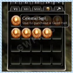 5 Celestial Sigils - GWPros.com - GW1 & GW2 Marketplace - Cheap golds, ectos, zkeys, armbraces