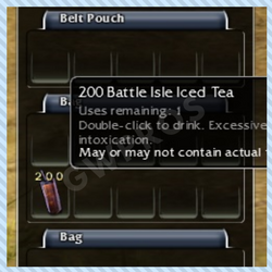 200 Battle Isle Iced Teas - GWPros.com - GW1 & GW2 Marketplace - Cheap golds, ectos, zkeys, armbraces