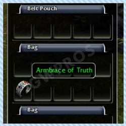 Armbrace of Truth - GWPros.com - GW1 & GW2 Marketplace - Cheap golds, ectos, zkeys, armbraces