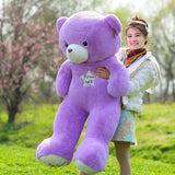 Huge Teddy Bear Giant Teddy Bear Stuffed Bear