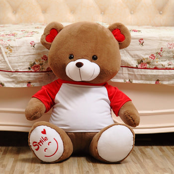 Huge Teddy Bear Big Teddy Bear Soft Cute Teddy bear - MxDeals.com