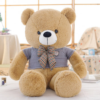 Giant Stuffed Animals Soft Cute Teddy bear Stuffed Bear - MxDeals.com