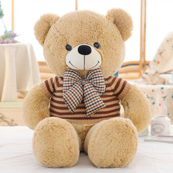 Soft Cute Teddy bear Giant Teddy Bear Stuffed Bear - MxDeals.com