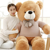 Stuffed Bear Big Teddy Bear Huge Teddy Bear
