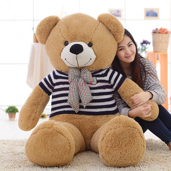 Huge Teddy Bear Soft Cute Teddy bear Giant Teddy Bear - MxDeals.com