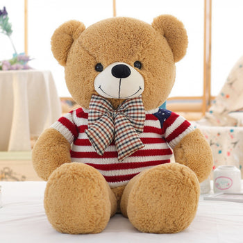 Soft Cute Teddy bear Giant Stuffed Animals Big Teddy Bear - MxDeals.com