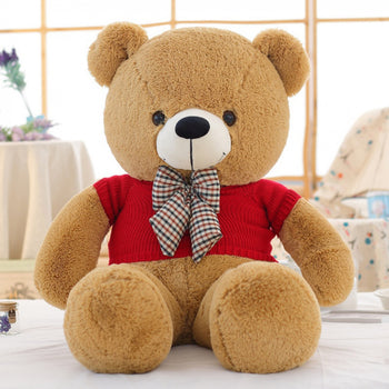 Stuffed Bear Huge Teddy Bear Giant Stuffed Animals - MxDeals.com