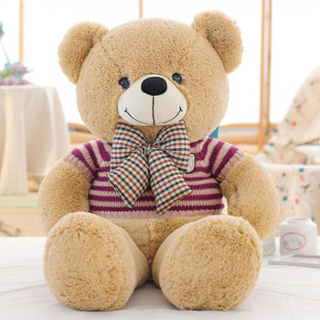 Huge Teddy Bear Soft Cute Teddy bear Stuffed Bear - MxDeals.com
