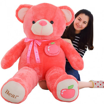 Giant Teddy Bear Stuffed Bear Soft Cute Teddy bear - MxDeals.com