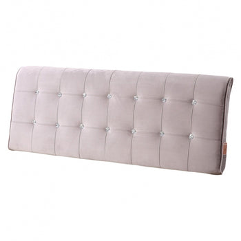 Removable Cover Support Pillow Bed Backrest - MxDeals.com