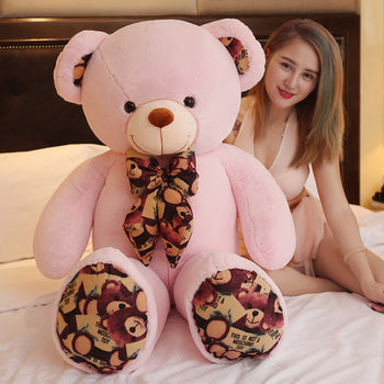 Soft Cute Teddy bear Giant Stuffed Animals Huge Teddy Bear - MxDeals.com