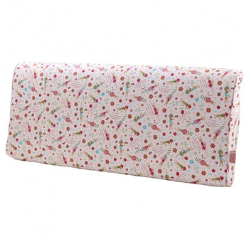 Triangular Cushion Removable Cover Support Pillow