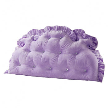 Support Pillow Bed Backrest Wedge Cushion