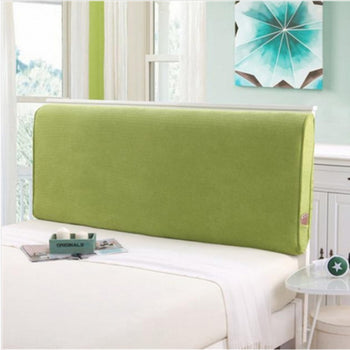 Wedge Cushion Triangular Cushion Bed Backrest - MxDeals.com