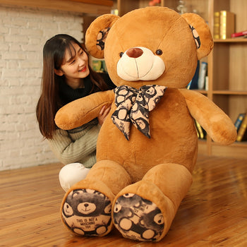 Big Teddy Bear Stuffed Bear Giant Teddy Bear - MxDeals.com