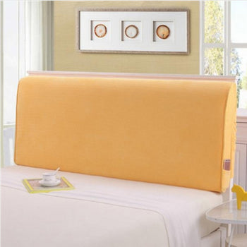 Removable Cover Bed Backrest Wedge Cushion