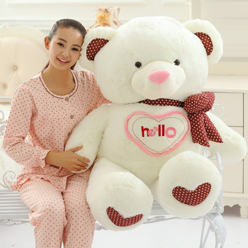 Huge Teddy Bear Soft Cute Teddy bear Giant Stuffed Animals - MxDeals.com