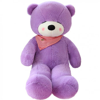 Giant Teddy Bear Giant Stuffed Animals Soft Cute Teddy bear - MxDeals.com