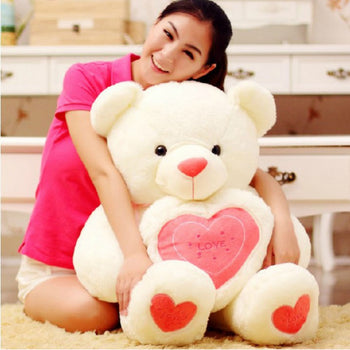 Giant Stuffed Animals Big Teddy Bear Stuffed Bear - MxDeals.com