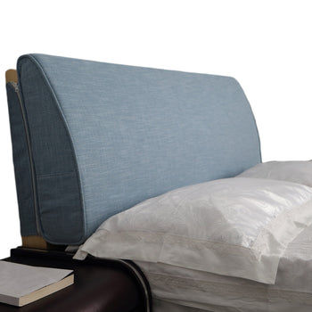 Removable Cover Bed Backrest Support Pillow