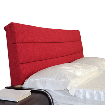 Removable Cover Triangular Cushion Bed Backrest - MxDeals.com