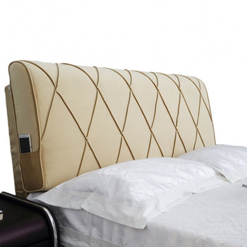 Bed Backrest Triangular Cushion Support Pillow - MxDeals.com