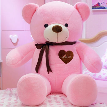 Giant Teddy Bear Giant Stuffed Animals Stuffed Bear - MxDeals.com