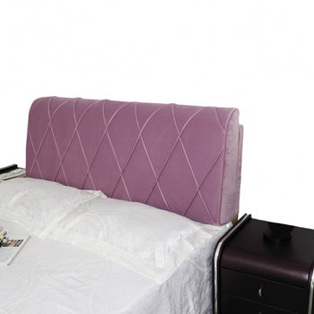 Bed Backrest Support Pillow Removable Cover