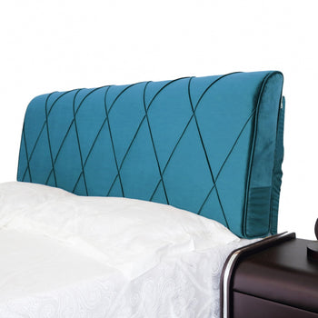 Bed Backrest Support Pillow Wedge Cushion - MxDeals.com