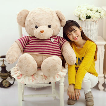 Huge Teddy Bear Big Teddy Bear Giant Teddy Bear - MxDeals.com