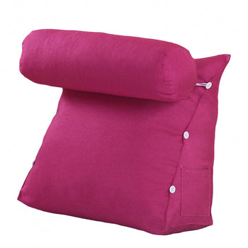 Wedge Cushion Support Pillow Triangular Cushion