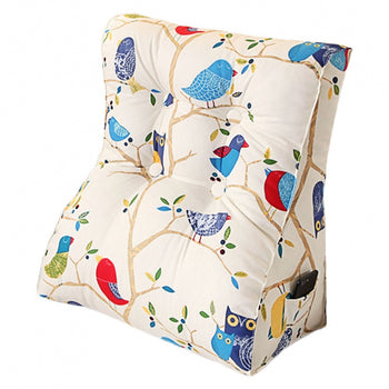 Support Pillow Removable Cover Wedge Cushion