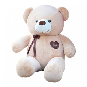 Big Teddy Bear Giant Stuffed Animals Soft Cute Teddy bear - MxDeals.com
