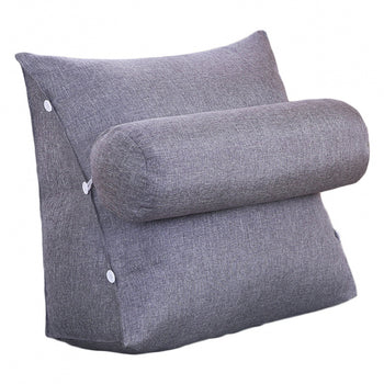 Support Pillow Wedge Cushion Bed Backrest