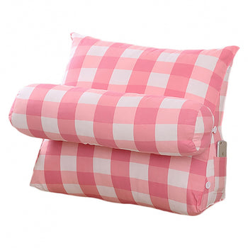 Wedge Cushion Triangular Cushion Bed Backrest