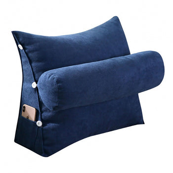 Triangular Cushion Wedge Cushion Support Pillow - MxDeals.com