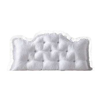 Support Pillow Removable Cover Triangular Cushion - MxDeals.com
