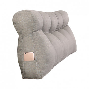 Support Pillow Bed Backrest Wedge Cushion - MxDeals.com