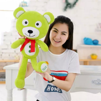 Soft Cute Teddy bear Big Teddy Bear Stuffed Bear 172# - MxDeals.com