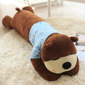 Teddy Bear Tummy Large Can Be Used as Bed Pillow - MxDeals.com