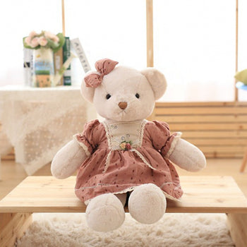 Teddy Bear Doll Shy Children Gift - MxDeals.com
