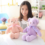 Angel Teddy Bear Doll Pink Children Gift