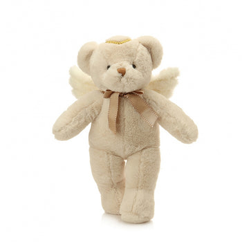 Angel Teddy Bear Doll Beige Children Gift - MxDeals.com