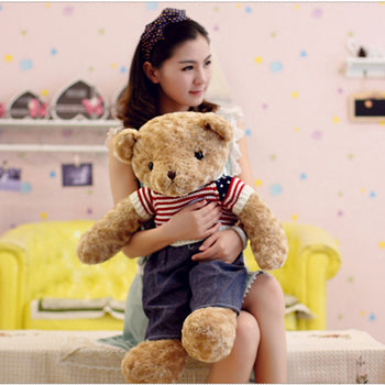 Teddy Bear Doll Male Wear Jeans - MxDeals.com
