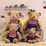 Teddy Bear Doll Female Wear Jeans