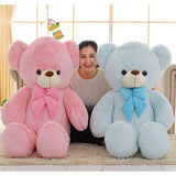 Teddy Bear Plush Toys Pink