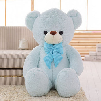 Teddy Bear Plush Toys Blue - MxDeals.com
