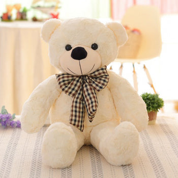 Teddy Bear Plush Toys White - MxDeals.com